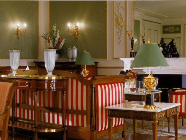 Beau Rivage Palace Royal Suite