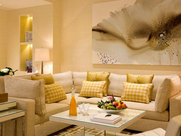 Beau Rivage Palace Spa Suite