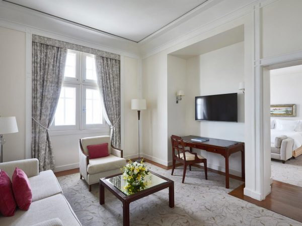 Belmond Copacabana Palace Deluxe One Bedroom Oceanfront Suite