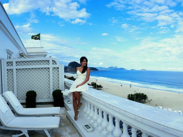 Belmond Copacabana Palace Gallery View