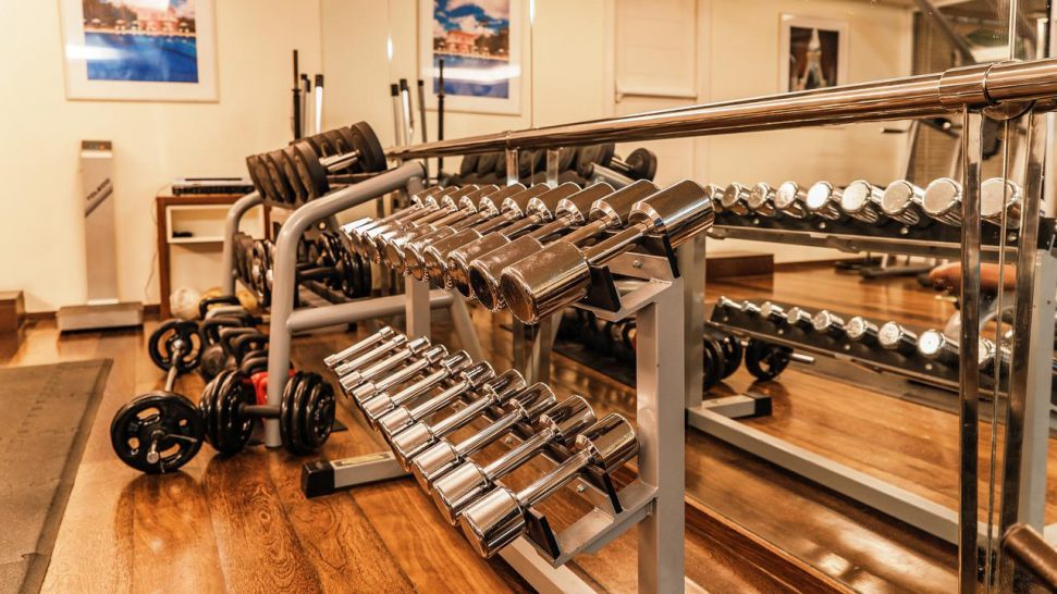 Belmond Copacabana Palace Gym