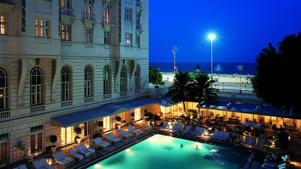 Belmond Copacabana Palace Pool