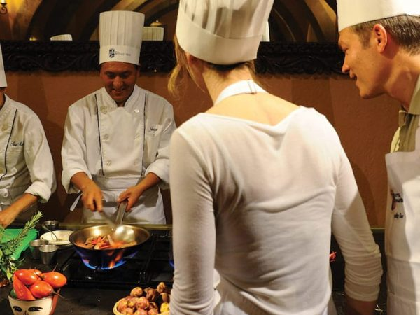 Belmond Hotel Monasterio Cooking Classes