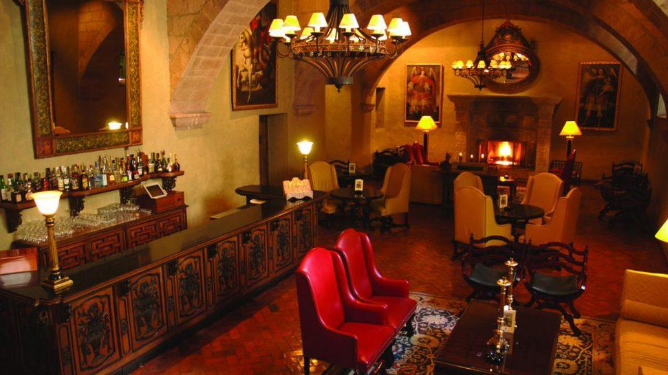 Belmond Hotel Monasterio Lobby Bar