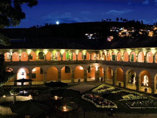 Belmond Hotel Monasterio Night View