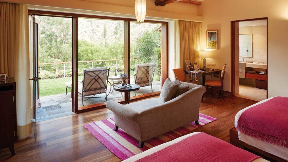 Belmond Hotel Rio Sagrado Garden Junior Suites