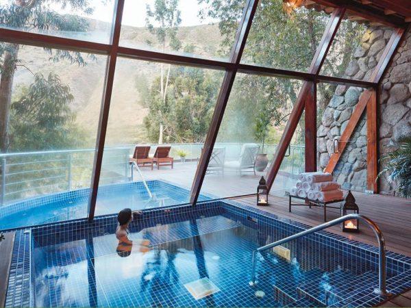 Belmond Hotel Rio Sagrado Indoor Pool