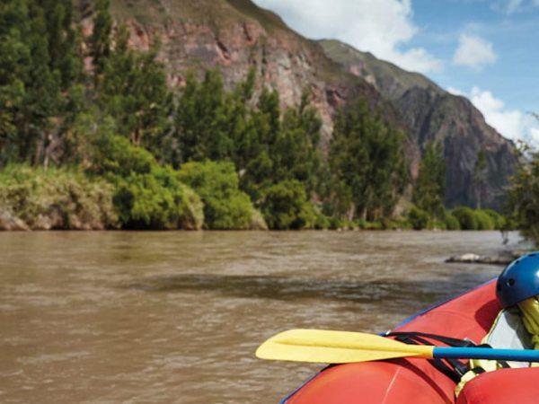 Belmond Hotel Rio Sagrado Rafting