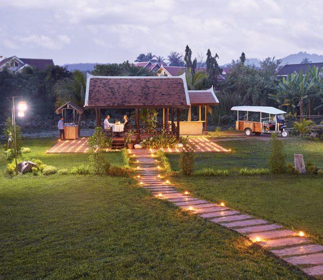 Belmond La Residence Phou Vao 500 Candle Dinner