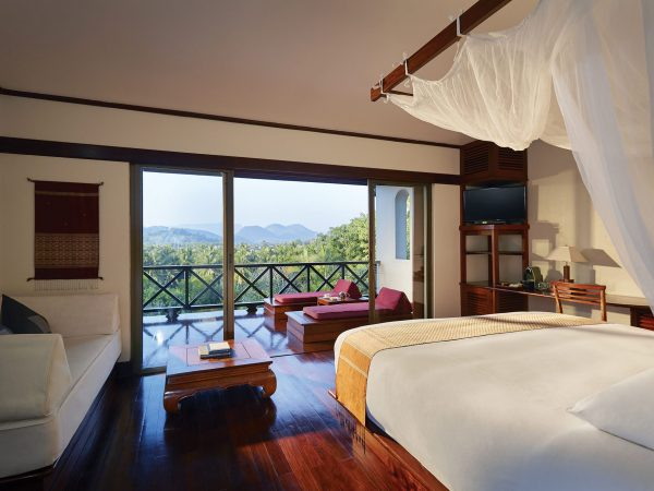 Belmond La Residence Phou Vao Junior Suites
