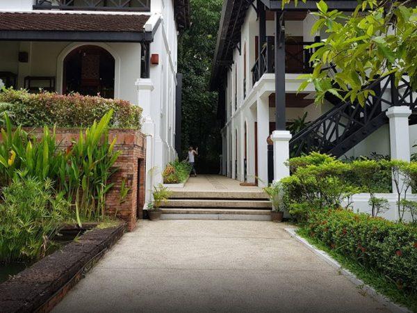 Belmond La Residence Phou Vao Lobby