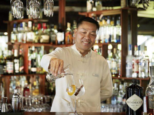 Belmond La Residence Phou Vao Mountain Bar