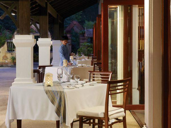 Belmond La Residence Phou Vao Mountain Terrace