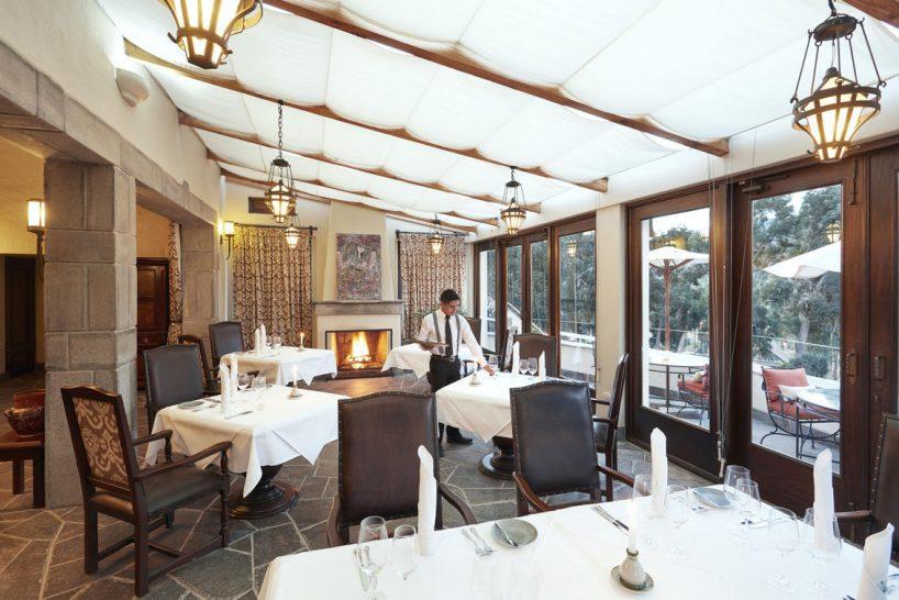 Belmond Las Casitas Curina Restaurant