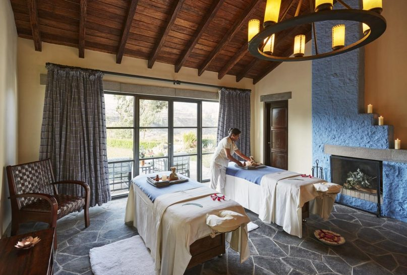 Belmond Las Casitas Spa