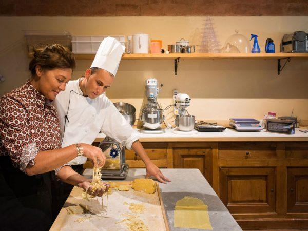 Borgo Pignano Cooking classes