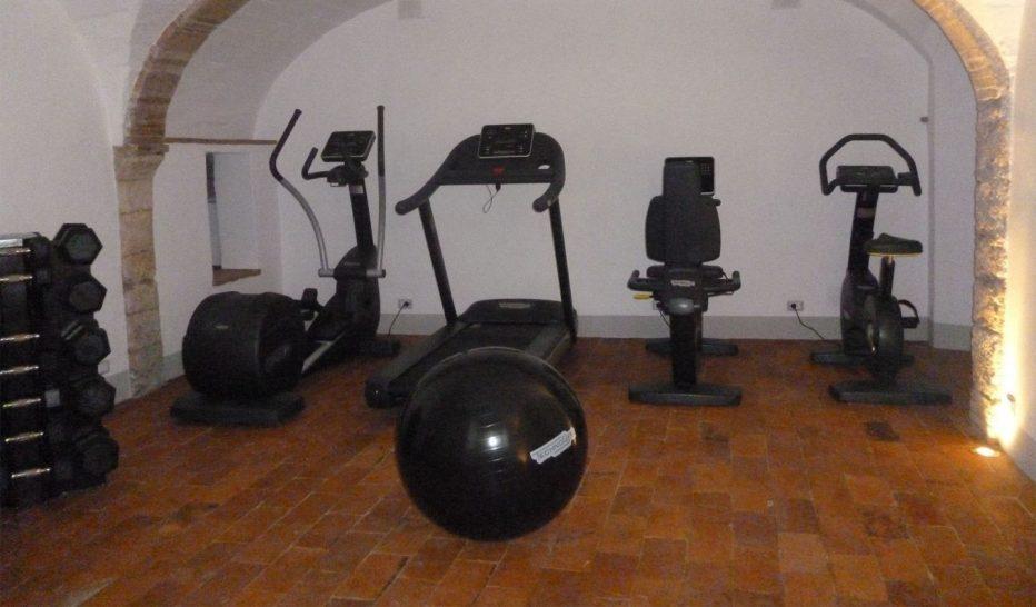 Borgo Pignano Gym