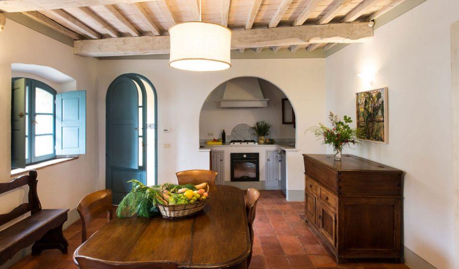 Borgo Pignano Il Granaio Maisonette