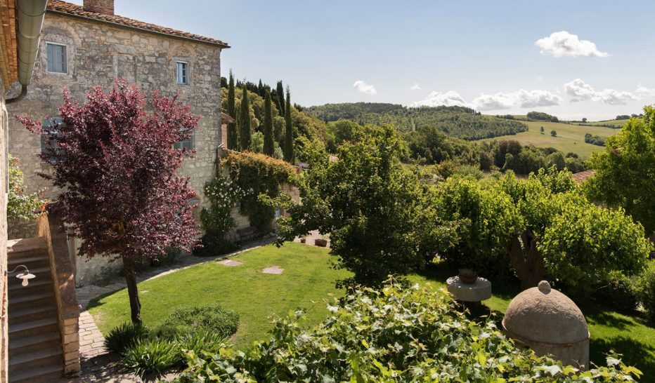 Borgo Pignano La Piccionaia Maisonette