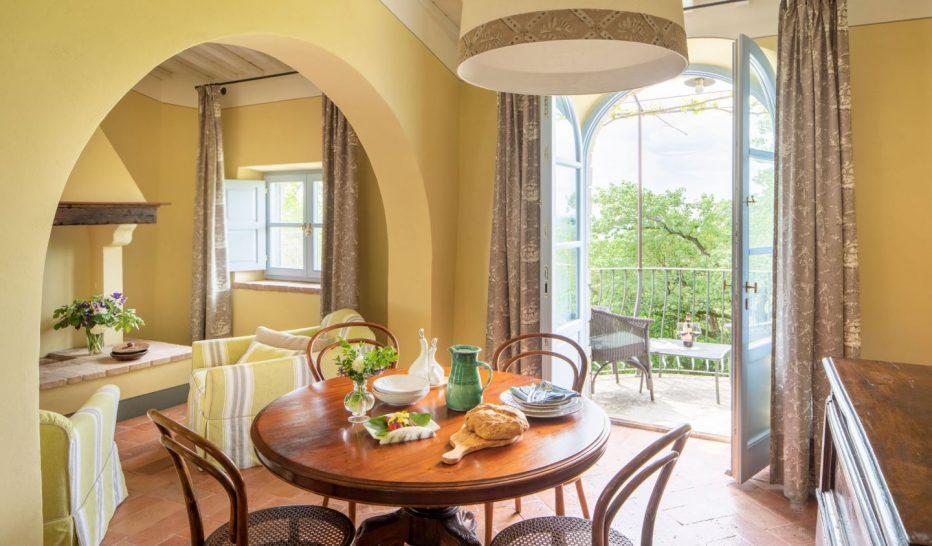 Borgo Pignano La Stallina Maisonette