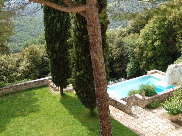Borgo Pignano Lobby Top View