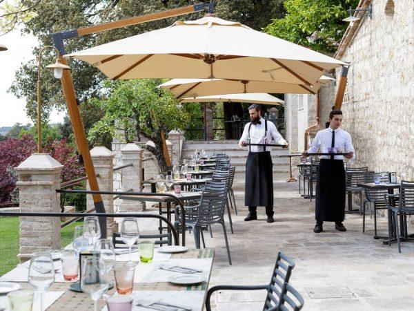 Borgo Pignano Restaurant Al Fresco
