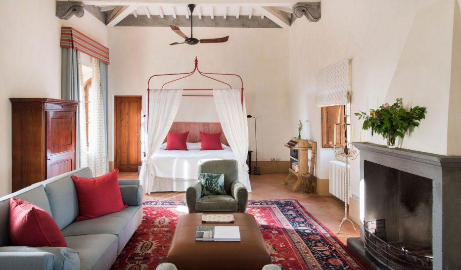 Borgo Pignano Suite with a view