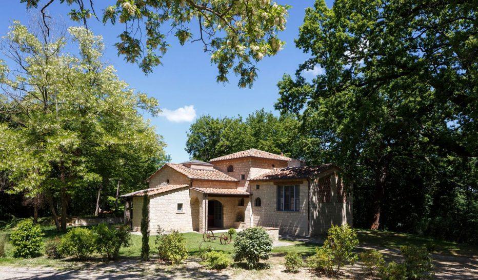 Borgo Pignano The Artist's House
