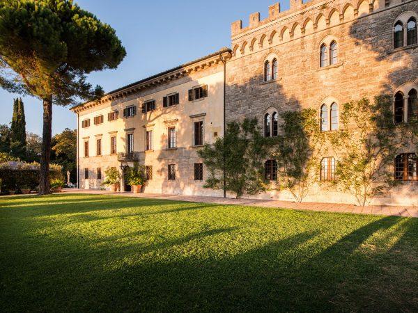 Borgo Pignano View