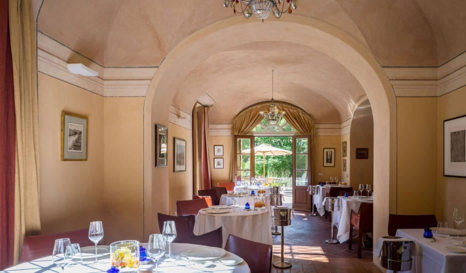 Borgo Pignano Villa Pignano Restaurant