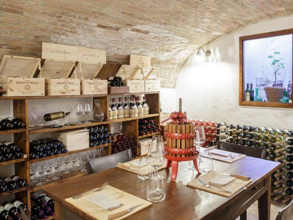 Borgo Pignano Wine tastings