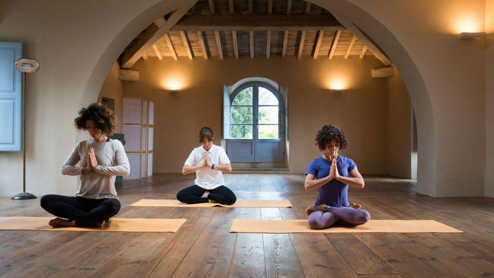 Borgo Pignano Yoga