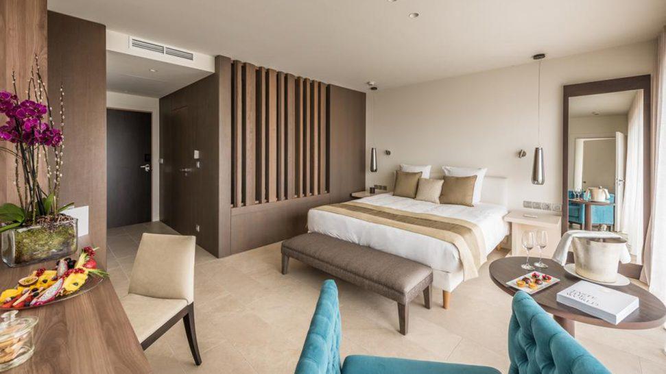 Cap d'Antibes Beach Hotel Deluxe Room