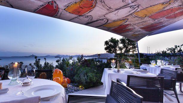 Cap d'Antibes Beach Hotel Gourmet Restaurant Les Pecheurs