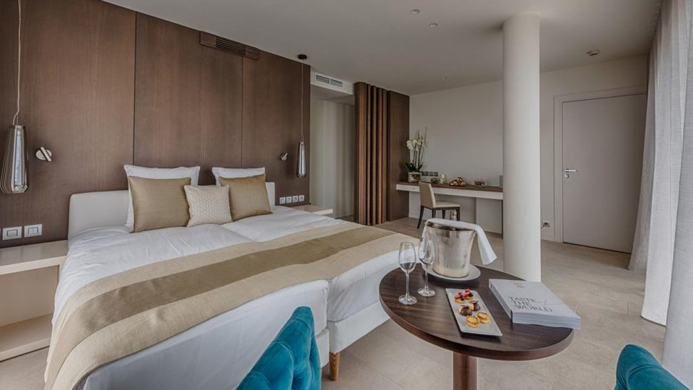 Cap d'Antibes Beach Hotel Privilege Room