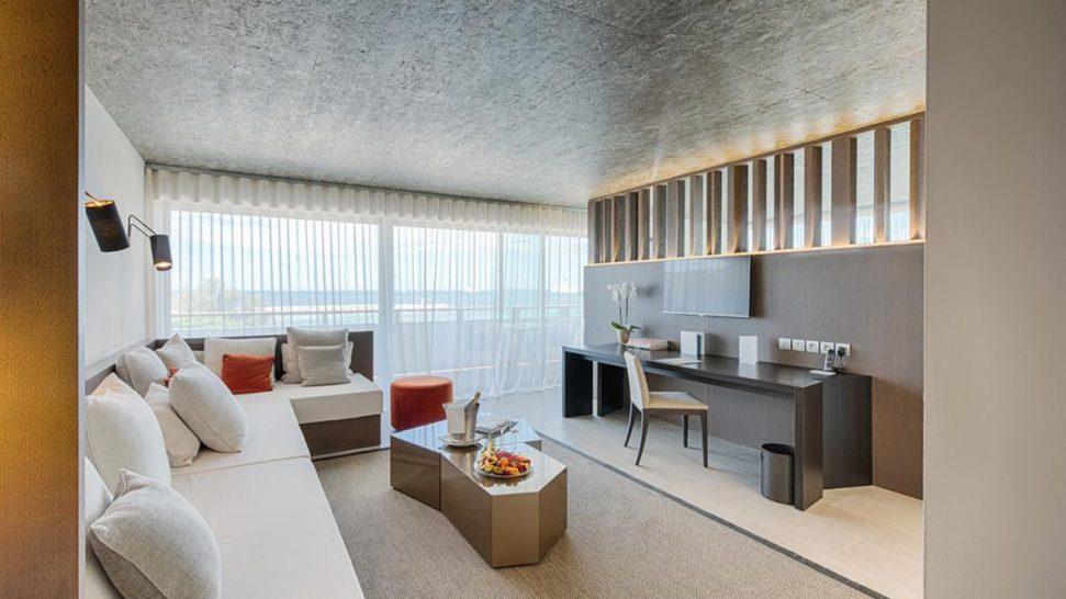 Cap d'Antibes Beach Hotel Suite Executive