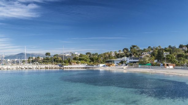 Cap d'Antibes Beach Hotel View