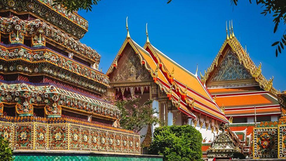 Capella Bangkok Presidential Villa