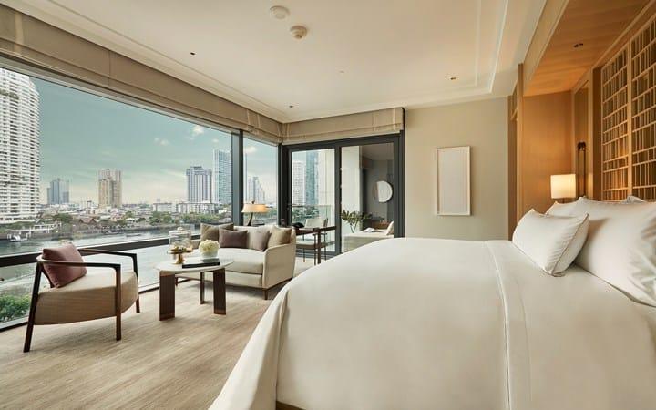 Capella Bangkok Riverfront Premier Room