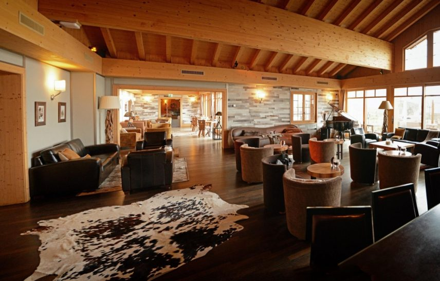Chalet RoyAlp Hotel Spa Royalp Bears Bar