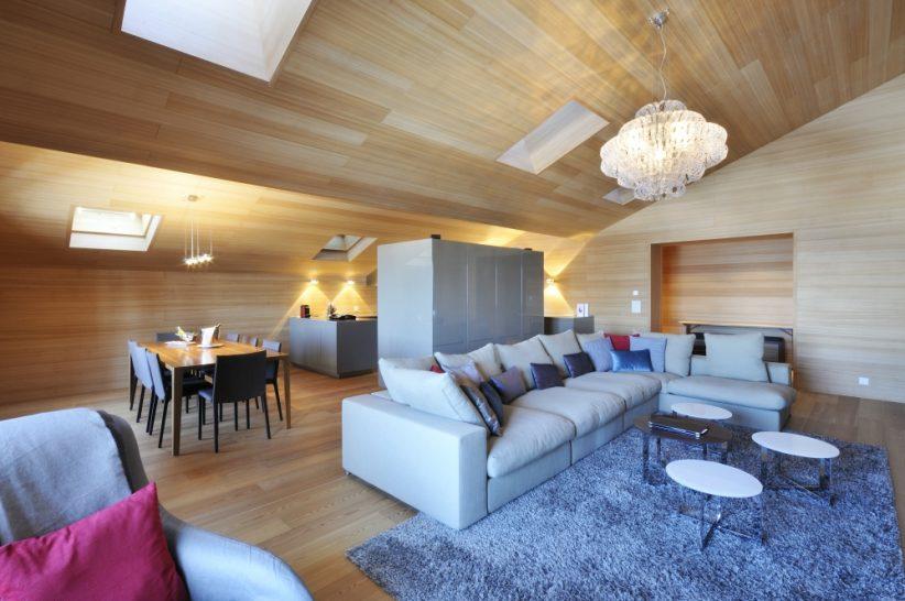 Chalet RoyAlp Hotel Spa Royalp Residence Ancolie 3 Bedrooms