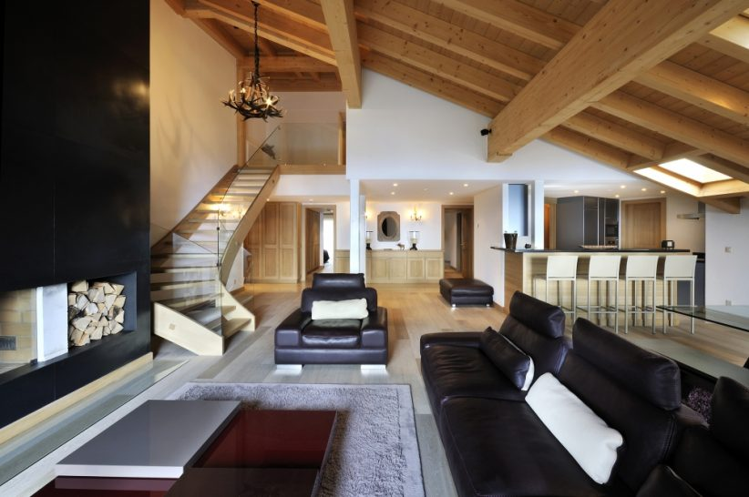 Chalet RoyAlp Hotel Spa Royalp Residence Edelweiss 4 Bedrooms