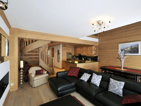 Chalet RoyAlp Hotel Spa Royalp Residence Narcisse 3 Bedrooms