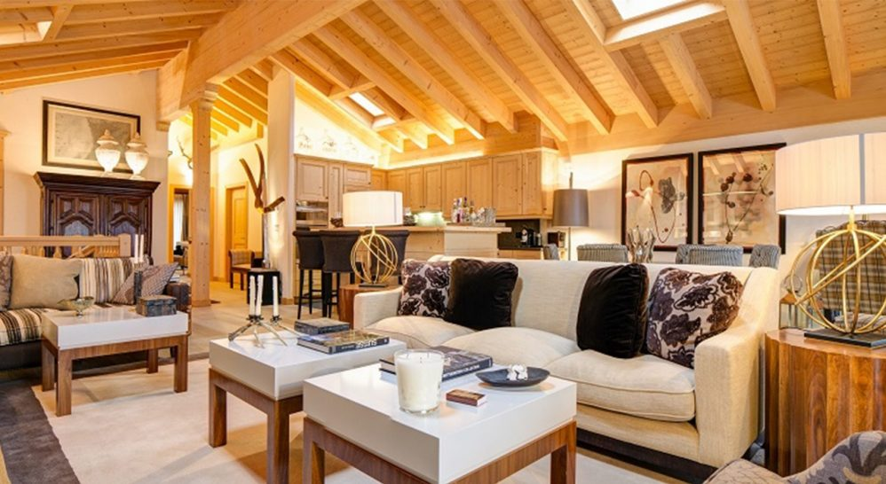 Chalet RoyAlp Hotel Spa Royalp Residence Royal 4 Rooms