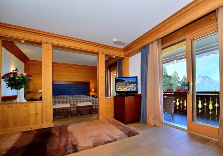 Chalet RoyAlp Hotel Spa Royalp Royalp Junior Suite