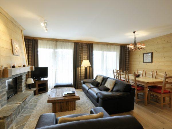 Chalet RoyAlp Hotel Spa Royalp Residence Aubepine 2 Bedrooms