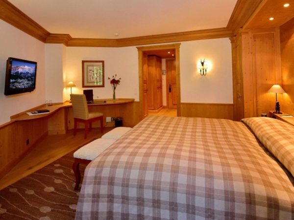 Chalet RoyAlp Hotel Spa Royalp Upper Room