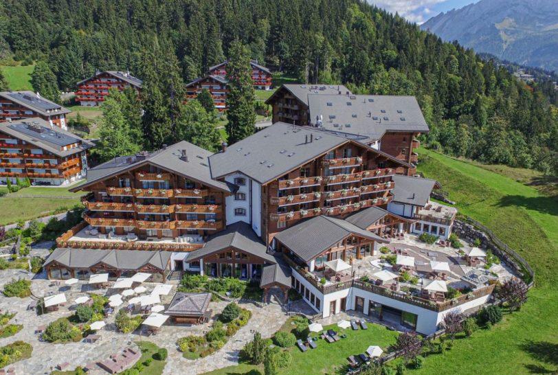 Chalet RoyAlp Hotel & Spa