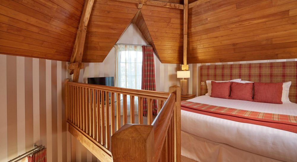 Chateau Hotel and Spa Grand Barrail Duplex Suite