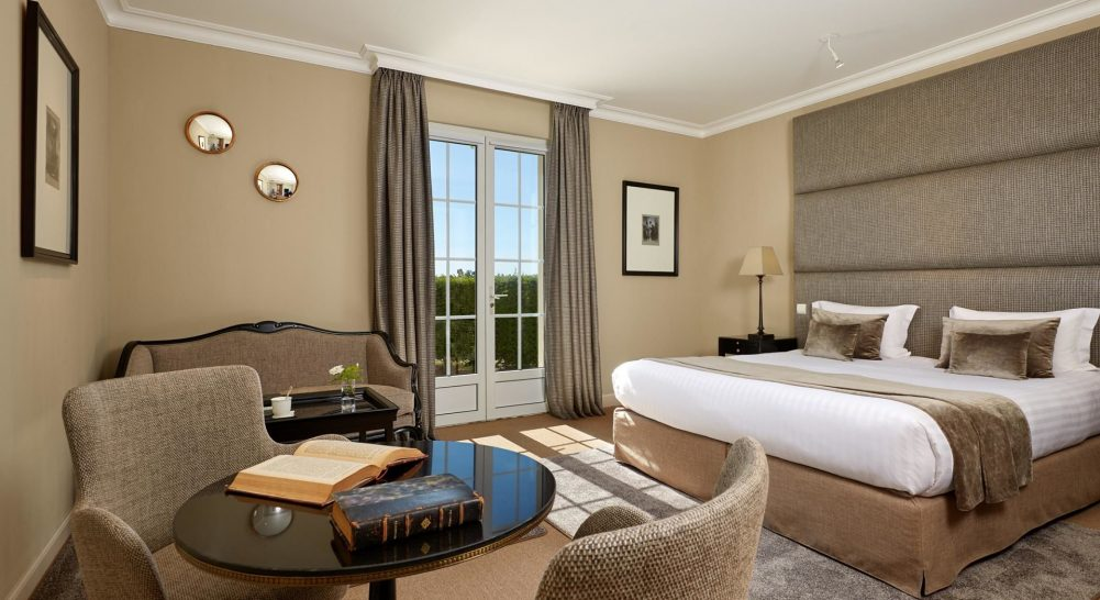 Chateau Hotel and Spa Grand Barrail Superior Room